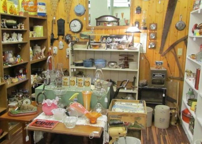 4. The Downtown Antique Mall, Great Falls