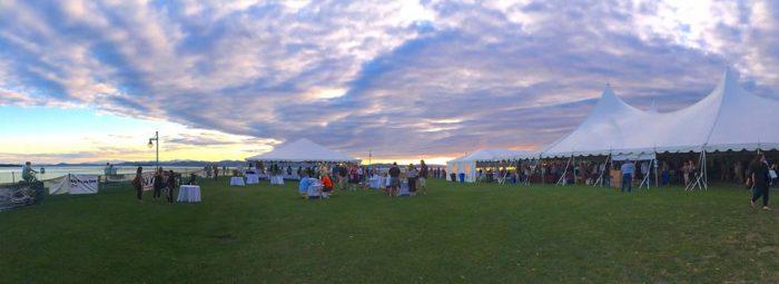 3.  Burlington Wine & Food Festival – June 18, Burlington
