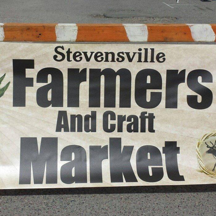 11. Harvest Valley Farmers Market, Stevensville