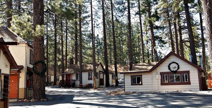 10. Timberline Lodge in Big Bear