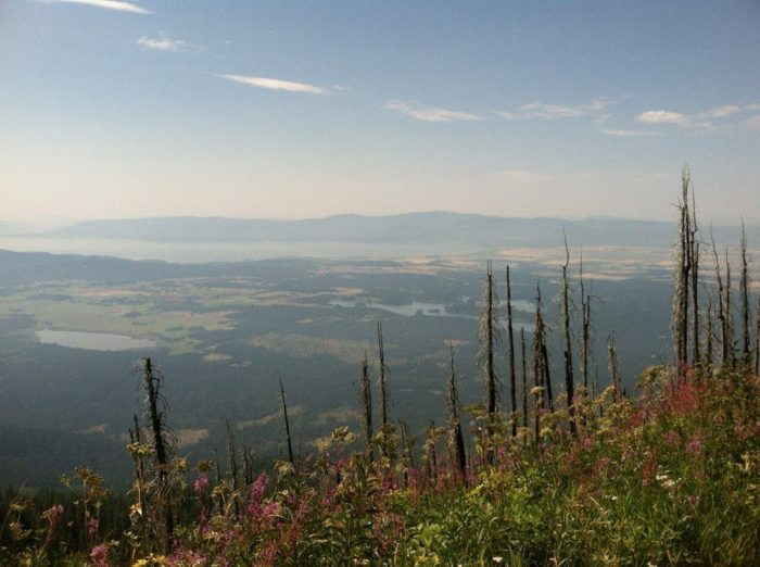 4. Hike the Jewel Basin Trail near Kalispell to Picnic Lake… and have a picnic.