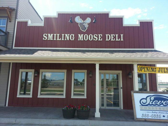 5. Smiling Moose Deli