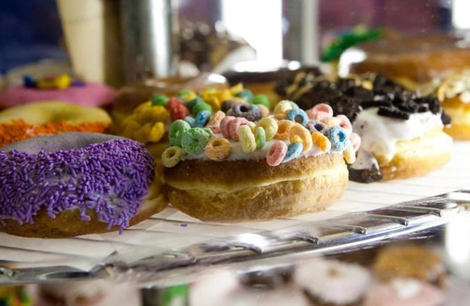 7. Voodoo Doughnuts
