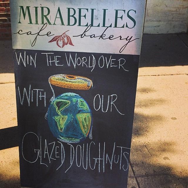 6.  Mirabelles - 198 Main St, Burlington