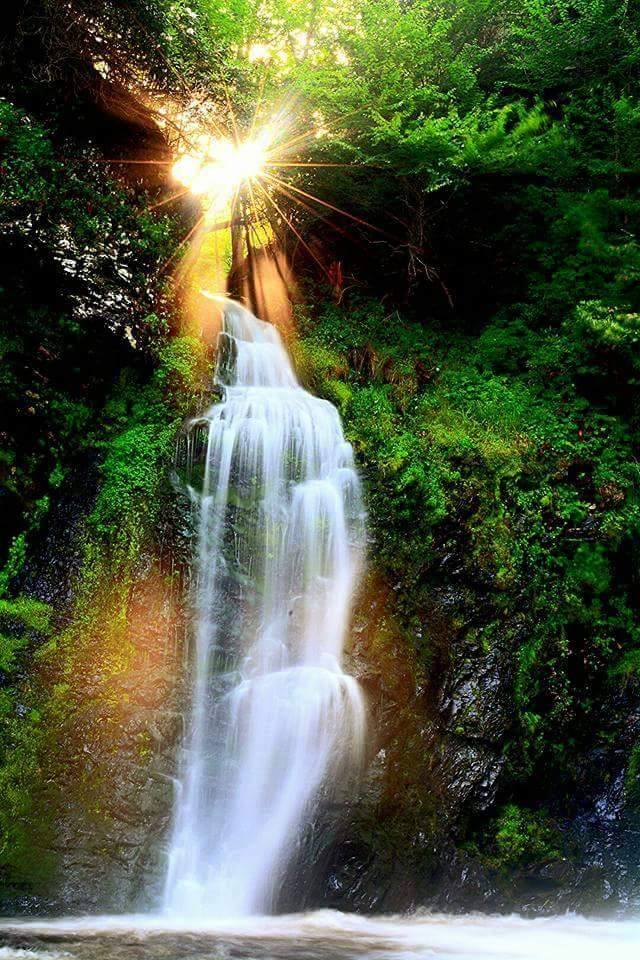 12. Raymondskill Falls is just one of Pennsylvania's many gorgeous waterfalls.