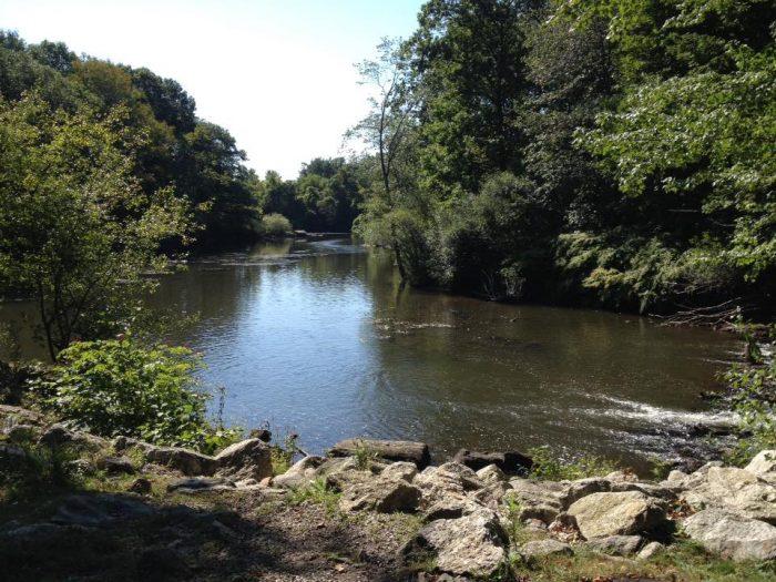 8. Royal River Pool, Yarmouth