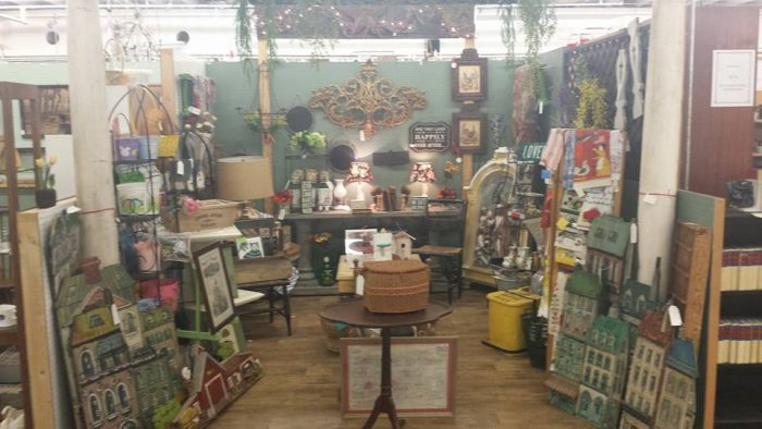 Factory Antique Mall Facebook