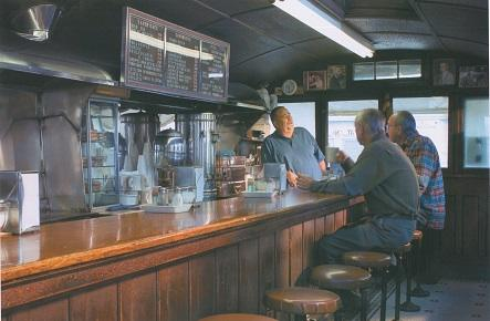 11. Casey's Diner, Natick