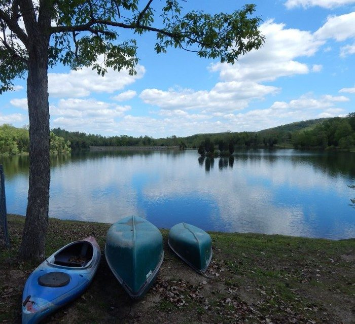 8. Mineral Springs Lake (Adams County)