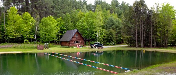 13.  Vermont Twin Cabins, South Royalton