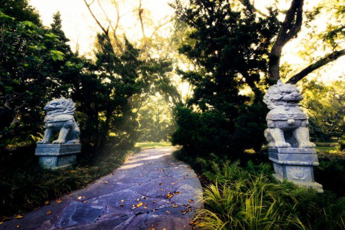 1. Chinese Garden, Missouri Botanical Gardens