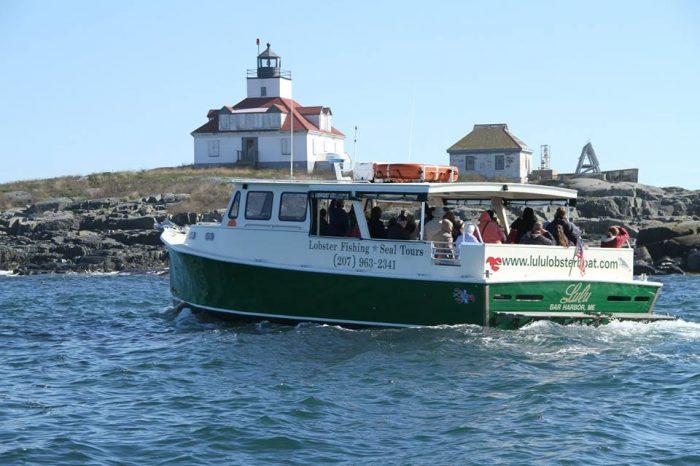17. Hop on for a Lulu Lobster Boat Ride, Bar Harbor