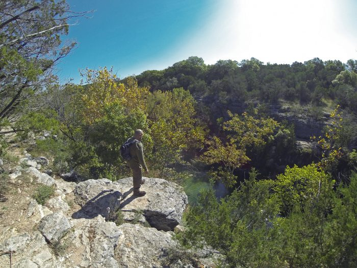 4. Wolf Mountain Trail (Pedernales Falls State Park)