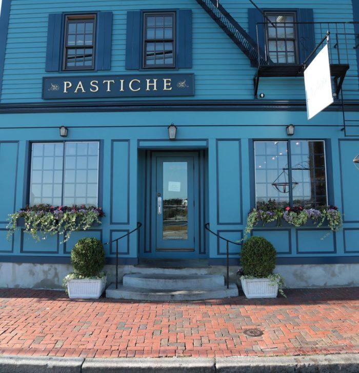 1. Pastiche Fine Desserts, Providence