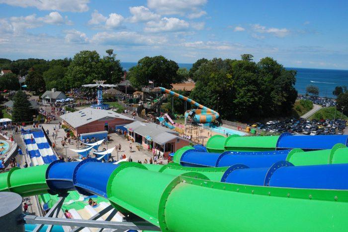 7. Seabreeze Amusement Park, Rochester