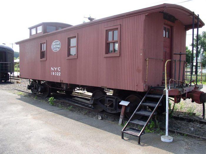 5. The Danbury Railway Museum (Danbury)