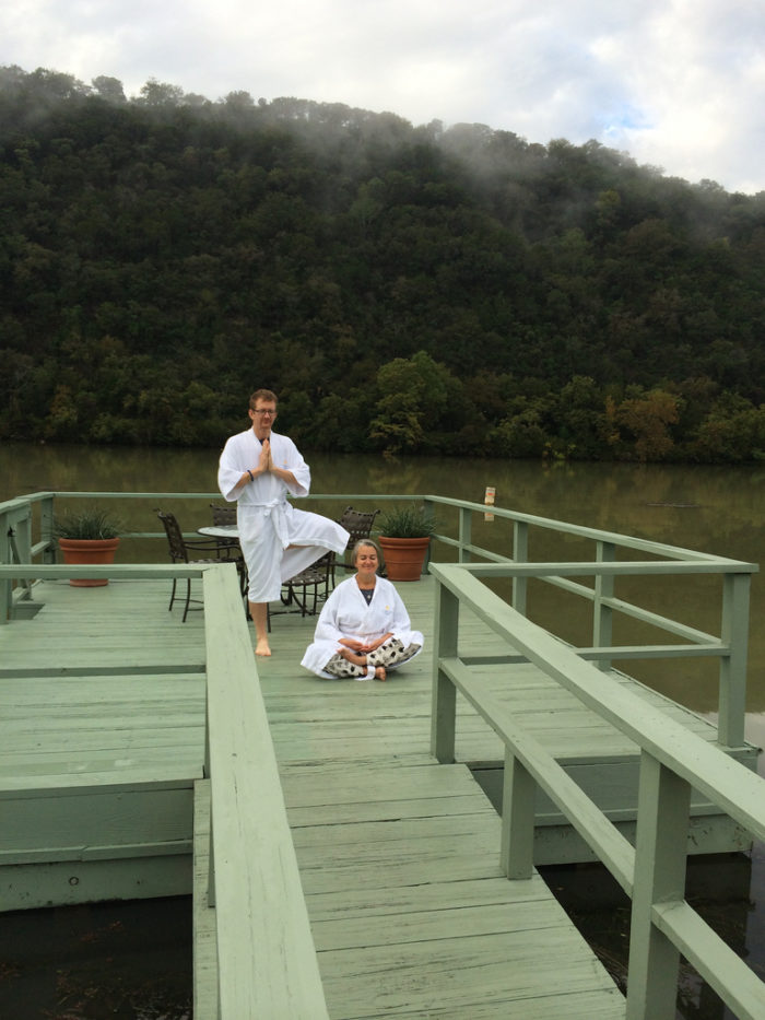 1. Lake Austin Spa Resort is the perfect place for those looking to relax and pamper themselves. Tons of daily activities, spa treatments, and a cozy room to retreat to after all of the fun.