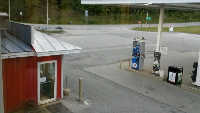 8.  P & H Truck Stop, 2886 Route 302, Wells River