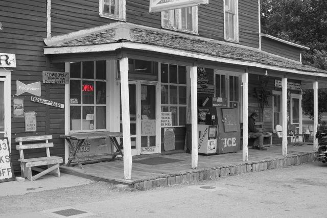 3. General Store/Post Office