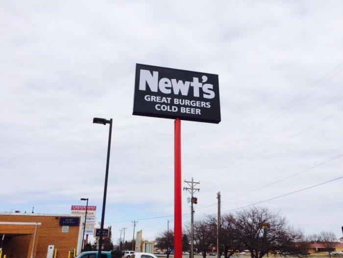 9. Newt's, Rochester