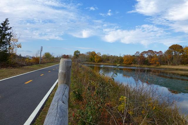 7. East Bay Bike Path