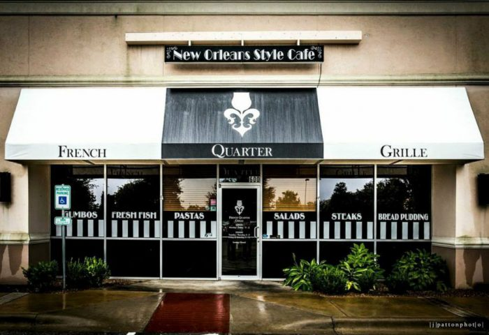 1. French Quarter Grille