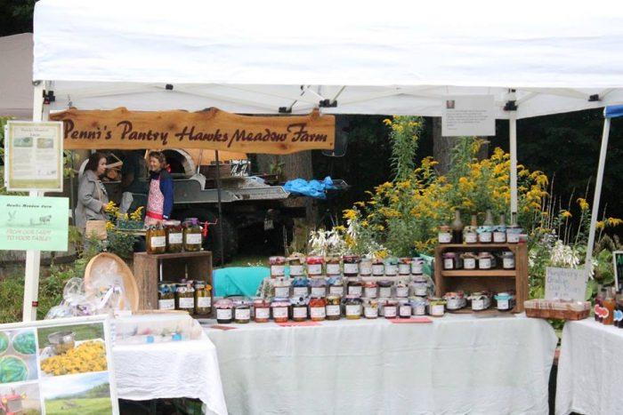12.  Vermont Golden Honey Festival - September 10, Cavendish