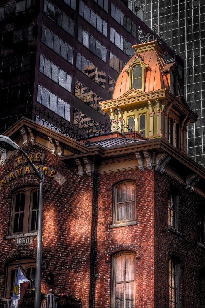 The Navarre Building...