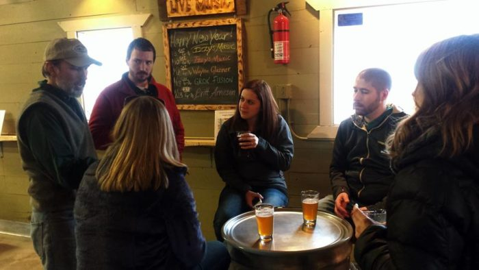 2. Check out Missoula's Hop On Brewery Tour.