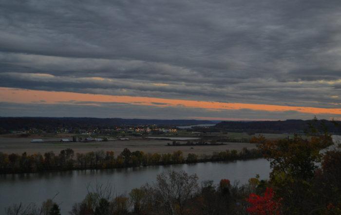 2. The Ohio River Scenic Byway (the U.S. Hwy 50/U.S. Hwy 52/SR 7/SR 338/SR 124/ U.S. Hwy 7 trip)