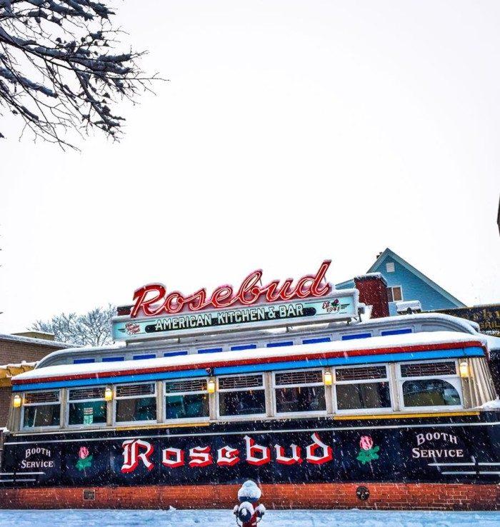 2. Rosebud Kitchen & Bar, Somerville