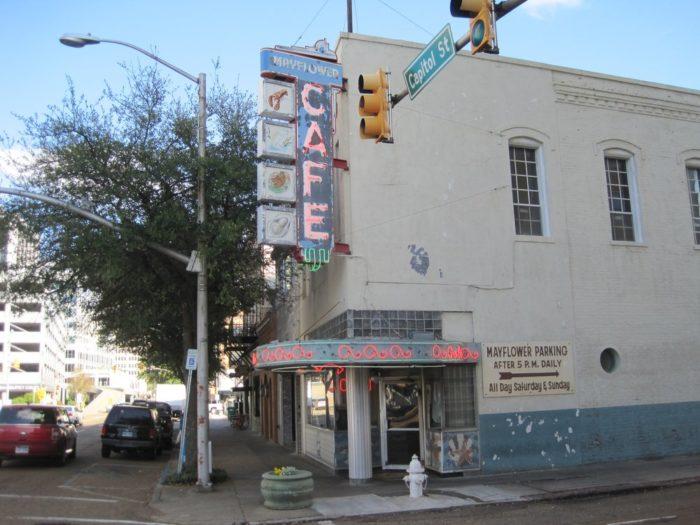 10. Mayflower Café, Jackson
