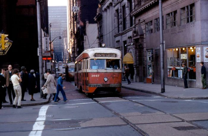 8. Downtown Pittsburgh - 1970s