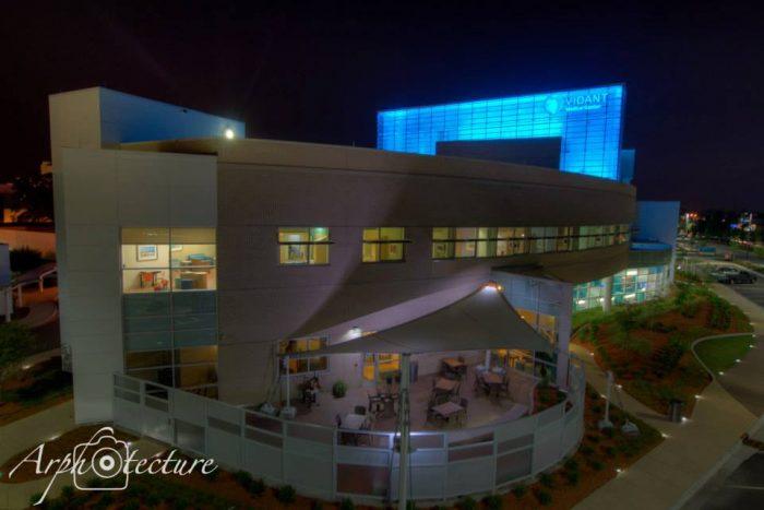 10. Vidant Medical Center, Greenville