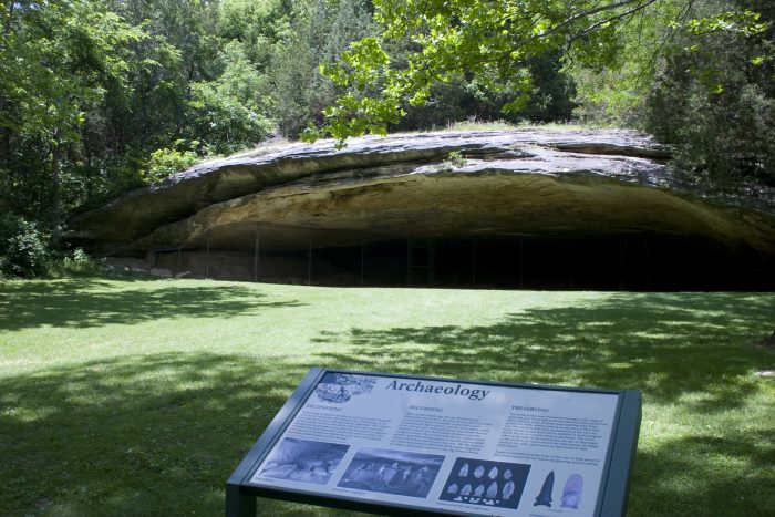 11. Graham Cave State Park