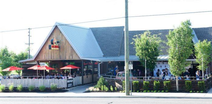 12 Best Outdoor Patios in Nashville