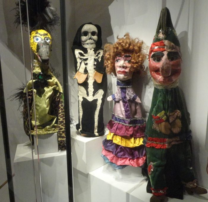 2. Ballard Institute and Museum of Puppetry (Storrs)