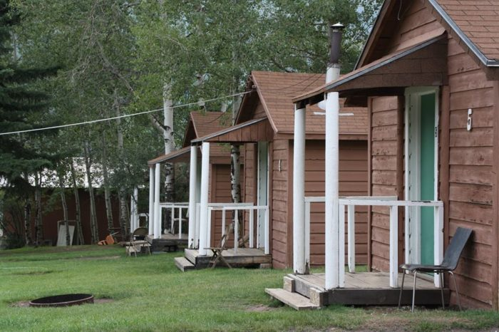 1. Defa's Dude Ranch, Hanna