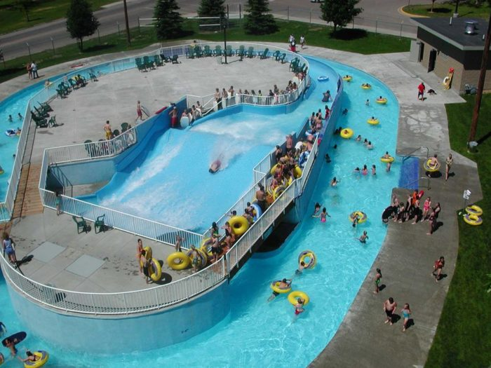 6 blissfull waterparks in montana - Swimming pools in great falls montana ...