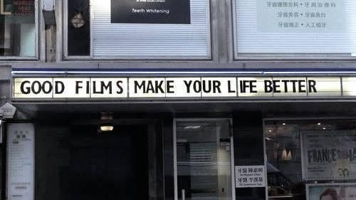 5. Choose an independent film.
