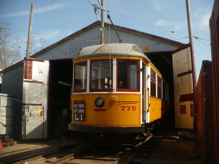 4. Shore Line Trolley Museum (East Haven)