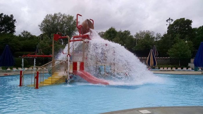 12. Get drenched at Adventure Oasis Water Park.