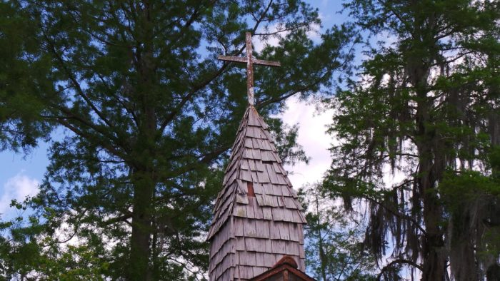 They decided to name the chapel Our Lady of Blind River, and it has been delighting visitors ever since.