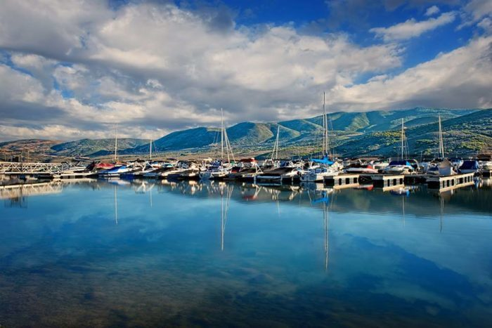 Utah: Jordanelle Reservoir State Park
