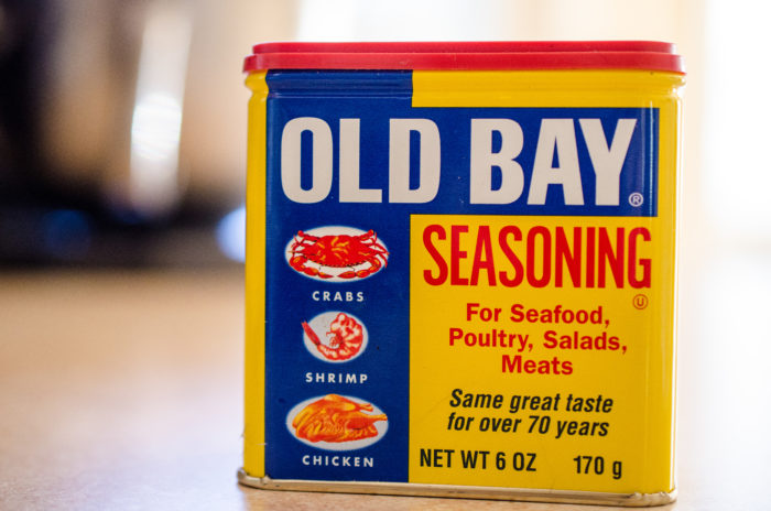 10. We put Old Bay on everything.