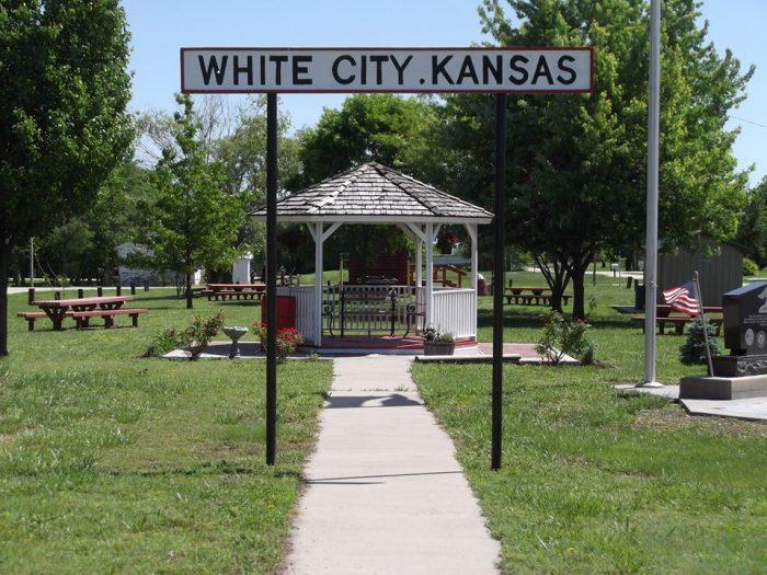 8. White City