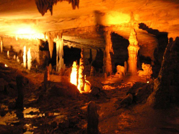 16. Discover Marengo Cave