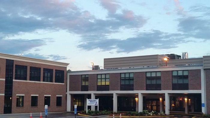 8. Inland Hospital, Waterville