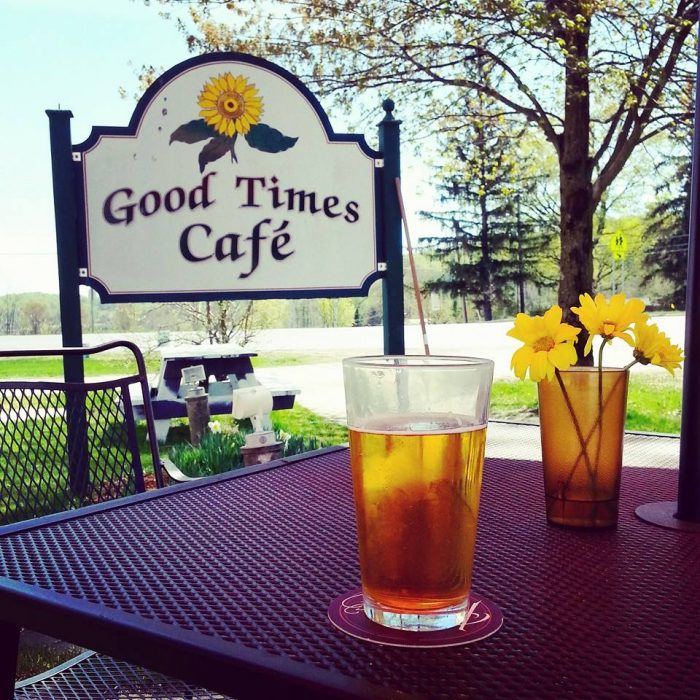 7.  Good Times Cafe - 10805 Rte 116, Hinesburg