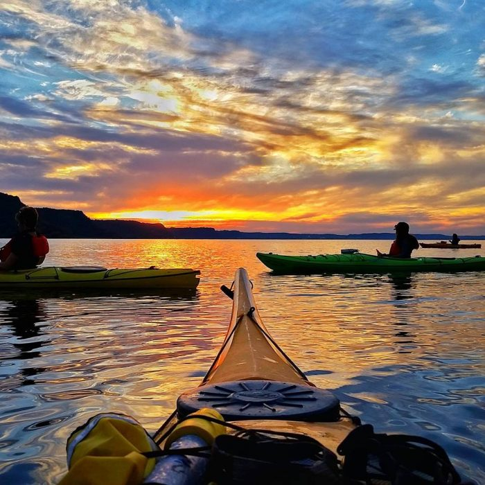 10. Sunset Beach Kayak Tour